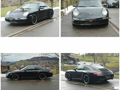 gebraucht Porsche 911 Targa 4S / 4X4 / 1 Hand / AB MFK