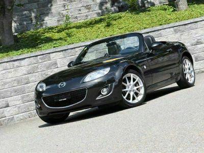 gebraucht Mazda MX5 Roadster-Coupé 2.0i 16V Sport