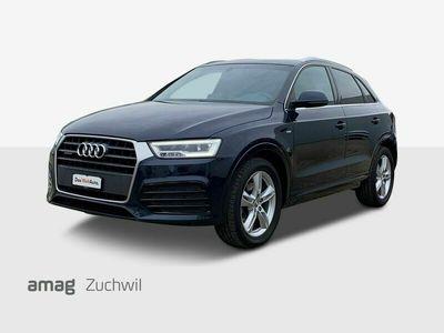 gebraucht Audi Q3 2.0 TDI sport quattro S-tronic