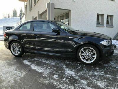 gebraucht BMW 120 Coupé 1er i 1995ccm, 10.2013, 8-fache Aluminium Bereift