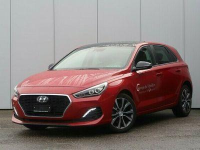 gebraucht Hyundai i30 1.4 T-GDi Vertex