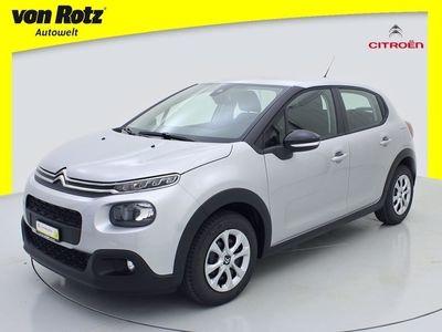 gebraucht Citroën C3 1.2 PureTech Feel