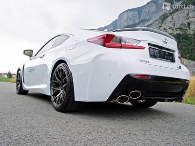 gebraucht Lexus RC F 5.0 V8 excellence Automatic (Coupé)