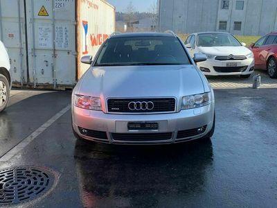 gebraucht Audi A4 3.0l quattro