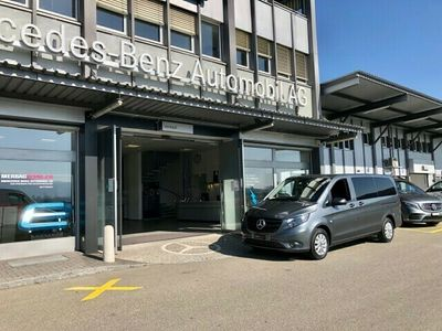 gebraucht Mercedes Vito 116 CDI Lang Select Tourer 9G-Tronic