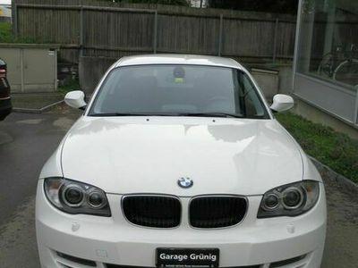 gebraucht BMW 125 Coupé  i