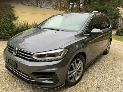 gebraucht VW Touran 2.0 TDI BlueMotion Technology Sport DSG