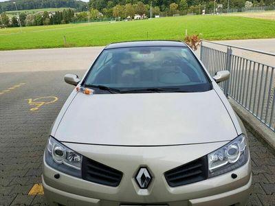gebraucht Renault Mégane Cabriolet Mégane 2.0