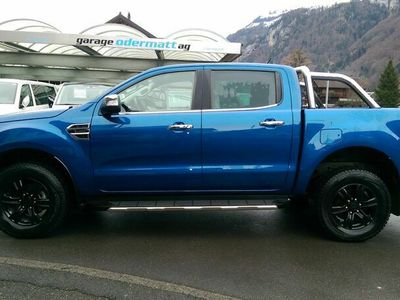 gebraucht Ford Ranger Limited 2.0 Eco Blue 4x4 A