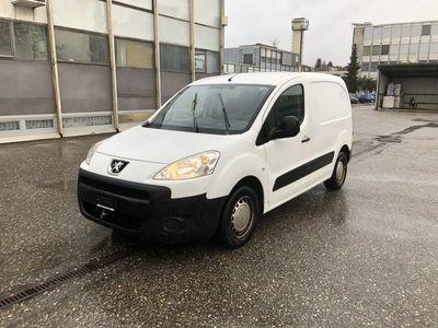 gebraucht Peugeot Partner 1.6 VTi - 103'692 km - B5a