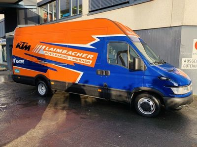gebraucht Iveco Daily Daily / Turbo DailyMotocross Transporter