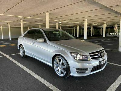 gebraucht Mercedes C180 C-KlasseAthletic Edition 7G-Tronic