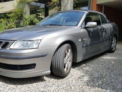 gebraucht Saab 9-3 Cabriolet 1.8 t 150 Vector