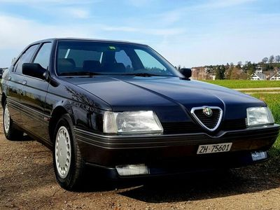 gebraucht Alfa Romeo 164 164 alfa 164 twin spark frisch ab MFK 23.3.2021 164 alfatwin spark frisch ab MFK 23.3.2021