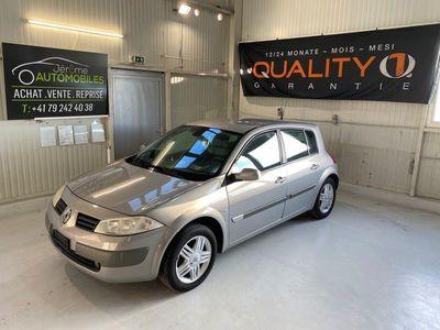 gebraucht Renault Mégane 1.6 16V Expression Pack