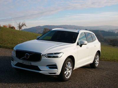 gebraucht Volvo XC60 2.0 T8 TE Momentum eAWD