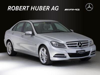 gebraucht Mercedes C350 Avantgarde 4Matic