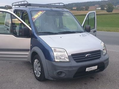 gebraucht Ford Transit CourierConnect Van T200 1.8 TDCi S Level 3 Prof.