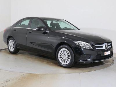 gebraucht Mercedes C200 9G-Tronic
