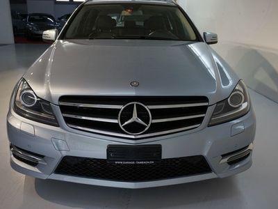 gebraucht Mercedes C250 C-KlasseCDI 4Matic 7G-Tronic