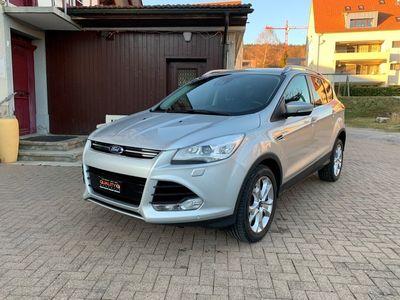 gebraucht Ford Kuga 1.6 SCTi Titanium 4WD Automatic