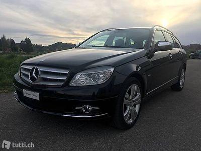 gebraucht Mercedes C350 CDI (320 CDI) Avantgarde 4Matic