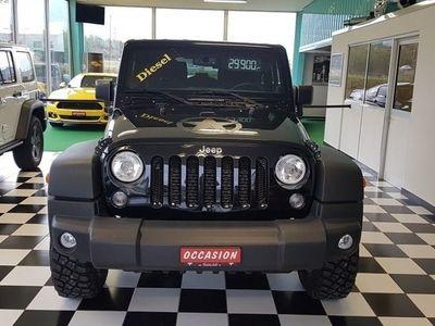 gebraucht Jeep Wrangler 2.8 CRD Rubicon Automatic hardtop