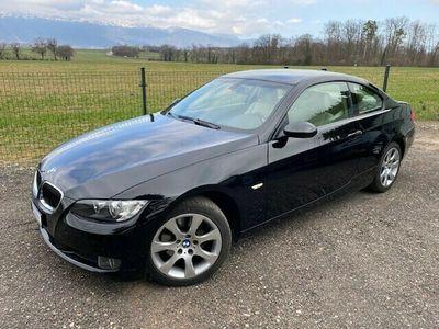 gebraucht BMW 320 3er d xDrive Coupé Steptronic