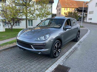 gebraucht Porsche Cayenne Diesel mit Garantie!!!