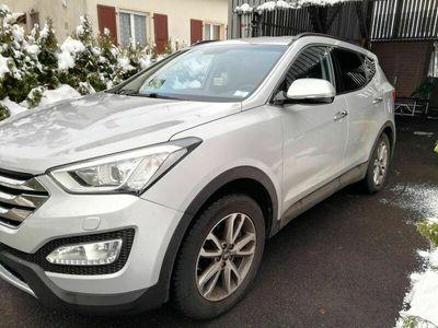 gebraucht Hyundai Santa Fe  SANTA FE2.2 CRDI