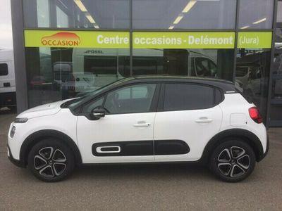 gebraucht Citroën C3 1.2i PureTech Feel Pack EAT6