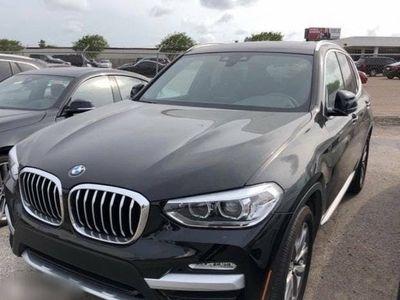 gebraucht BMW X3 Xdrive automatica 4 ruote motrici