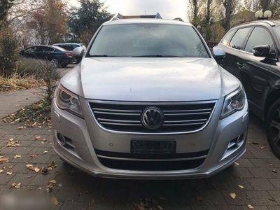 gebraucht VW Tiguan 2.0 tsi R line 200 ps