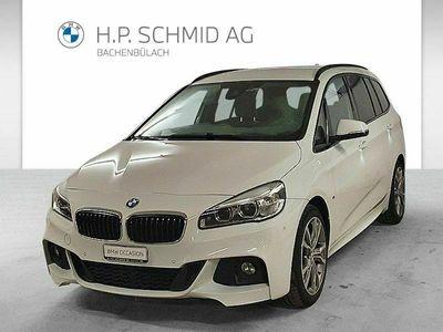 gebraucht BMW 220 Gran Tourer  d xDrive M Sport Steptronic