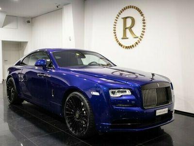 gebraucht Rolls Royce Wraith 6.6V12 BlackBadge
