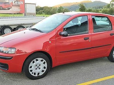 gebraucht Fiat Punto AUTOMAT - in gutem Zustand