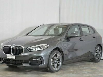 gebraucht BMW 116 d Steptronic Sport Line