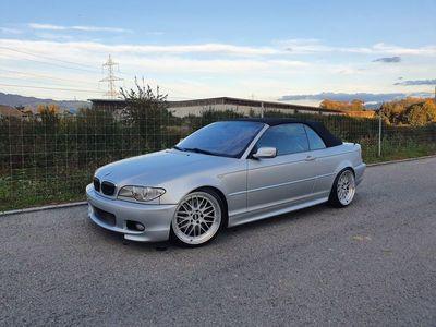 gebraucht BMW 330 Cabriolet Ci Automat M-Sport Paket