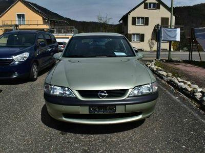 gebraucht Opel Vectra 2.0i 16V GL Beauty