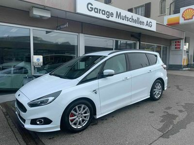 gebraucht Ford S-MAX Facelift 8-Gang 2.0 TDCi 190PS ST-Line Automatic 7-Sitzer CH-Auto 46% unter NP