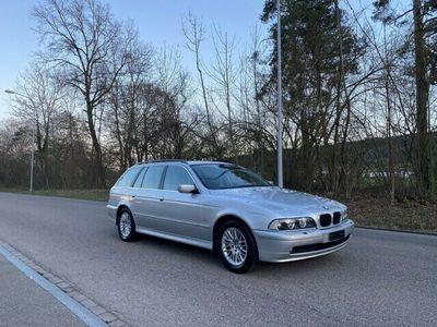 gebraucht BMW 520  i Touring Advantage