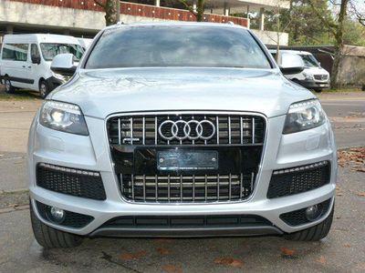gebraucht Audi Q7 3.0 TDI S-LNE- addBlue quattro tiptronic