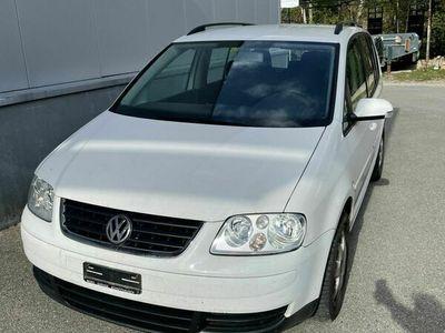 gebraucht VW Touran 1.9 TDI B04