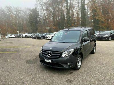 gebraucht Mercedes Citan 112 L Euro 6 DKG