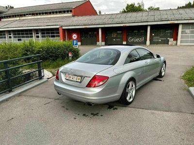 gebraucht Mercedes CL500 CL Mercedes