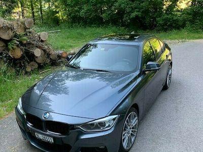 gebraucht BMW 335 i xDrive Sport Line Steptronic