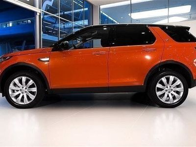 gebraucht Land Rover Discovery Sport 2.0 SD4 Dynamic AT9