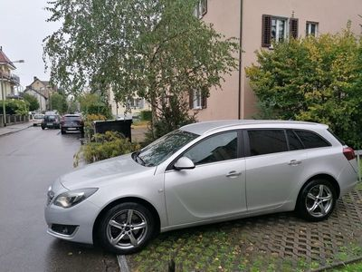 gebraucht Opel Insignia Sports Tourer 2.0 CDTI Edition Automatic