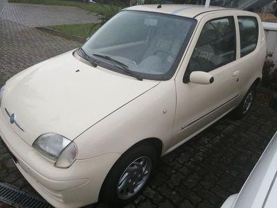 gebraucht Fiat Seicento / Frisch ab MFK!