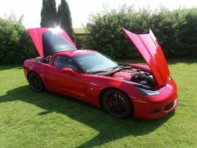 gebraucht Chevrolet Corvette Z06 ,